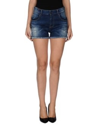 Notify Jeans Notify Denim Shorts Blue