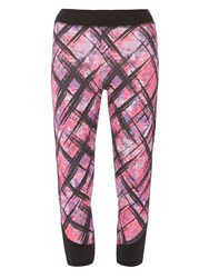 Dorothy Perkins Graffiti Print Legging Multi Coloured