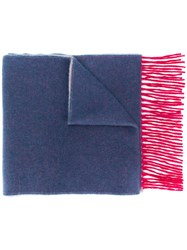 N.Peal Double Face Cashmere Scarf 60