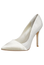 Menbur Iris Bridal Shoes Ivory Off White