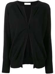 Ma'ry'ya Long Sleeved Cardigan Black