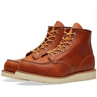 Red Wing Shoes Red Wing 875 Heritage Work 6' Moc Toe Boot Brown