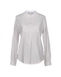 Sun 68 Blouses Light Grey