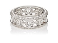 Hoorsenbuhs Women's Chassis Ii Ring No Color