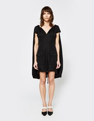 Maison Martin Margiela Pocket Dress Black