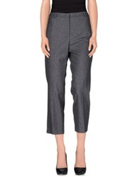 Ql2 Quelledue Casual Pants Grey