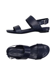 P.A.R.O.S.H. Footwear Sandals Women Dark Blue
