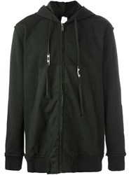 Damir Doma 'William' Hoodie Green