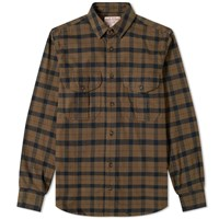 Filson Alaskan Guide Shirt Green