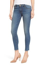 Kut From The Kloth Women's Connie Frayed Hem Stretch Skinny Jeans