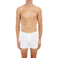 Hanro Men's Boxer Shorts White