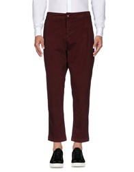 Squad Squad2 Trousers Casual Trousers Maroon