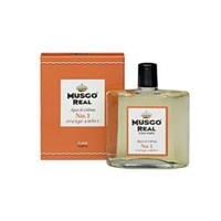 Musgo Real Orange Amber Eau De Cologne No. 1