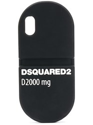 Dsquared2 D2000 Mg Logo Pill Iphone X Case 60