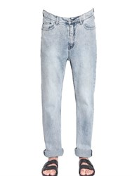 Cheap Monday 16Cm Stone Washed Denim Work Jeans