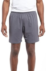 Under Armour Men's Coolswitch Running Shorts Rhino Grey