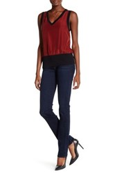 7 For All Mankind The Kimmie Straight Jean Blue