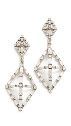Lulu Frost Proxima Earrings Silver