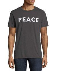 Chaser Peace Graphic Tee Black
