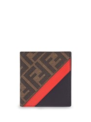 Fendi Monogram Wallet 60