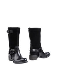 Enrico Fantini High Heeled Boots Black