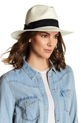 14Th And Union Panama Hat Beige
