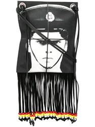 J.W.Anderson Jw Anderson Photographic Print Pouch Black