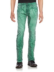 Prps Mimosa Slim Fit Jeans Green