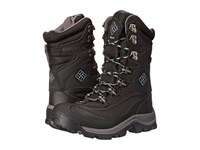 Columbia Bugaboot Plus Iii Xtm Omni Heat Black Dark Mirage Women's Cold Weather Boots