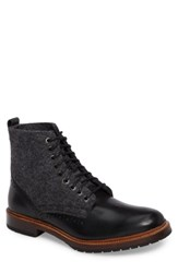 Stacy Adams Men's Madison Ii Felt Shaft Boot Black