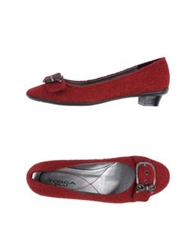 Tosca Blu Pumps Brick Red