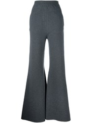 Stella Mccartney Strong Lined Trousers Grey