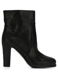 Roberto Del Carlo Sheen High Boots Black