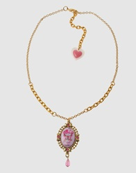 Tarina Tarantino Necklaces Pink