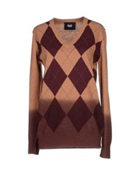 Dandg D And G Sweaters Camel