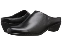 Walking Cradles Cane Black Soft Tumbled Leather Women's Shoes