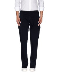 Officina 36 Trousers Casual Trousers Men Dark Blue