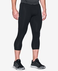 Under Armour Men's Heatgear Coolswitch Cropped Leggings Black