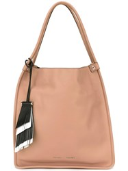 Proenza Schouler Medium Shopper Tote Nude Neutrals