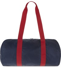 Herschel Supply Co Packable Duffle Navy Red