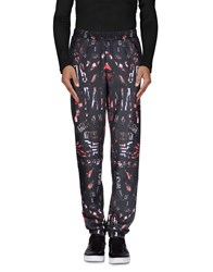 Marcelo Burlon Trousers Casual Trousers Men Black