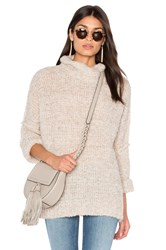 Free People She's All That Sweater Ivory