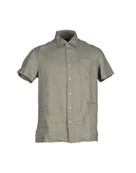 Calvin Klein Jeans Shirts Shirts Men Grey
