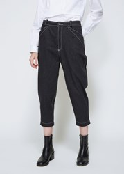 Nehera 'S Paulo Denim Pants In Black Size 34 Cotton