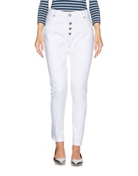 Miss Miss By Valentina Jeans White
