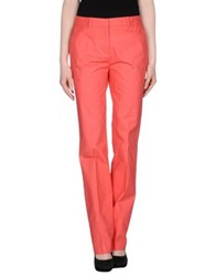 Gattinoni Casual Pants Coral