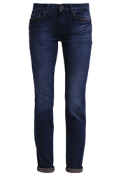 Tom Tailor Slim Fit Jeans Dark Stone Wash Denim Moon Washed