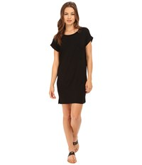 Culture Phit Adie T Shirt Dress With Pocket Black Women's Dress