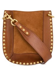 Isabel Marant Oskan Bag Brown