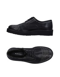 Alexander Smith Lace Up Shoes Black